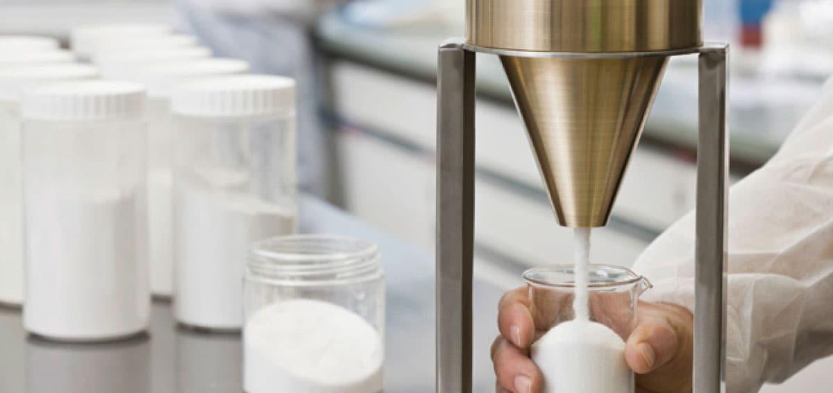 Hosokawa Micron Powders - Qualität