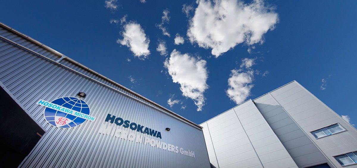 Kontakt - Hosokawa Micron Powders