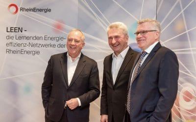 Allianz für Effizienz: Hosokawa schließt sich Lernendem Energieeffizienz-Netzwerk (LEEN) an.